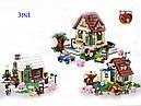 """Конструктор Minecraft Lele 33016 (Lego 31038) """"Времена года 3 в 1"""" 569 дет., фото 2"""