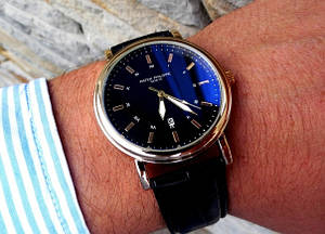 Часы Кварцевые мужские часы Patek Philippe 3 цвета под TIssot і Omega Реплика Качество!