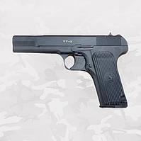 Пневматический пистолет Borner X-TT Тульский Токарев ТТ газобаллонный CO2