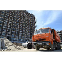 Аренда самосвала «КАМАЗ 65115»