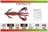 Съедобный силикон Fantastic Fishing (Frogly)