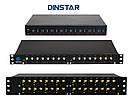 GSM-шлюзы Dinstar - рекомендации по выбору и сравнение моделей