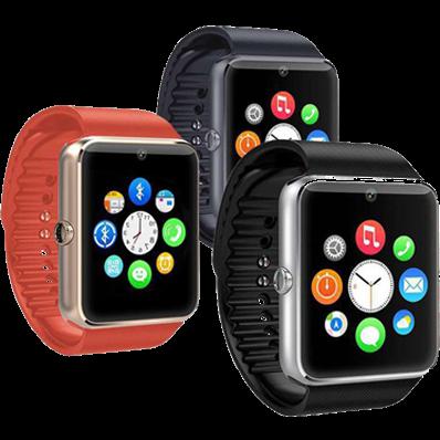 Часы Smart Watch GT08 Gsm/Bluetooth/камера/micro SD, встроенный микроф