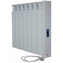 Электрический радиатор ЭРА 4 секции (390 Вт - 8 м2 обогрев)