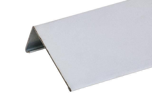 Парапетный профиль ПВХ Flagon 3 м, фото 2