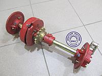 Вал с дисками (автомат) Z18 СЗ-3,6А., фото 1