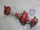 Вал с дисками (автомат) Z18 СЗ-3,6А., фото 3