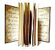 Женский кожаный ежедневник красного цвета из серии Саванна, фото 5