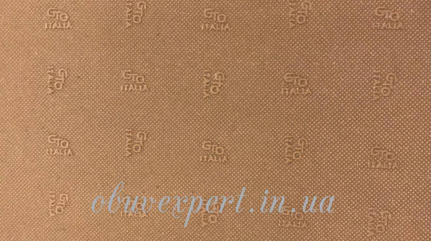 GTO Italia-BISSELL,  арт 023  380*570*1.2 мм, тропик - резина подметочная/профилактика листовая, фото 2