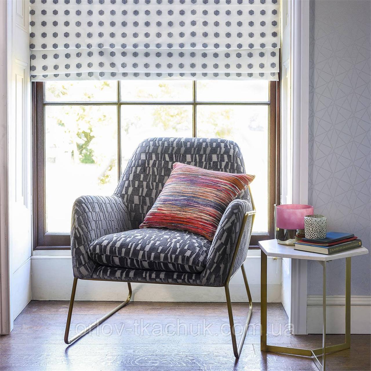 Ткань для штор Convex Harlequin