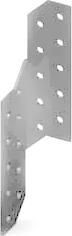 Пластина поддерживающая правая сталь ,цинк белый ,для кровельных работ, для строительства ,35 ,170,