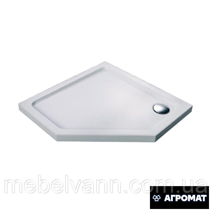Піддон Devit Comfort FTR0223 п'ятикутний 100х100 см
