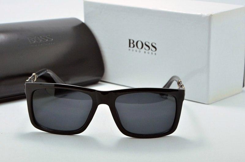 8db5e715e134 Новые Мужские Очки Hugo Boss Качественные Очки Хуго Босс Мужские Черные Очки