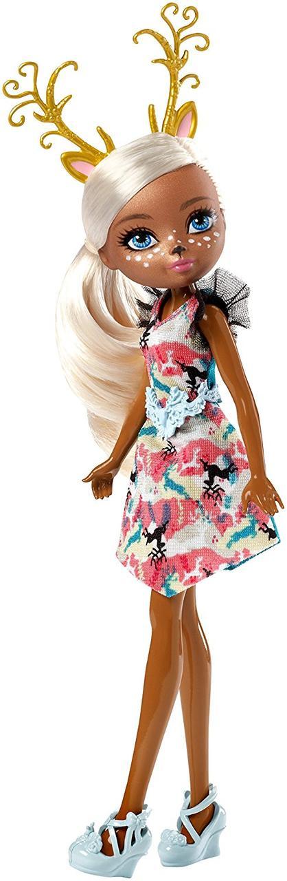 Кукла Ever After High Дирла Лесные пикси Dragon Games Deerla Doll