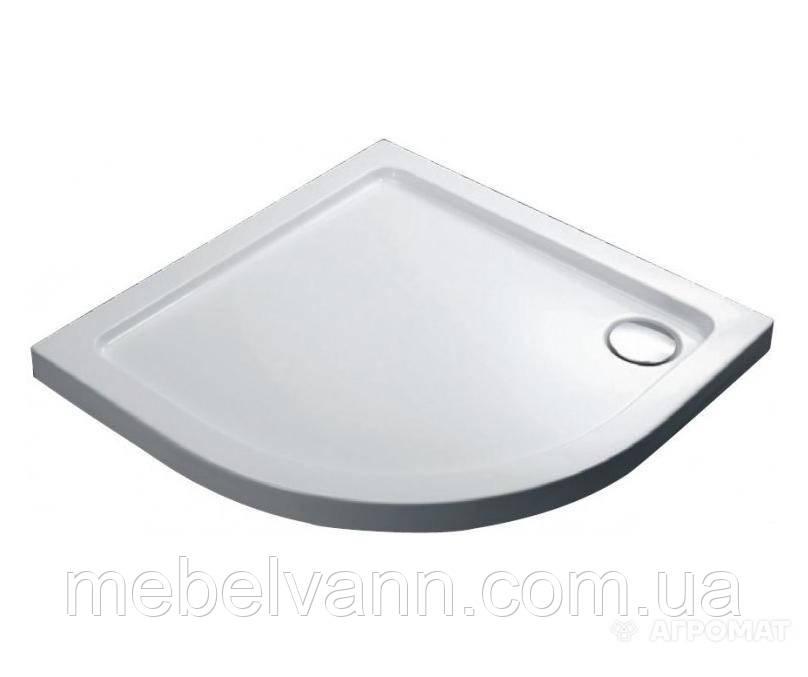 Поддон Devit Comfort FTR1123 1/4 круга 90х90 см