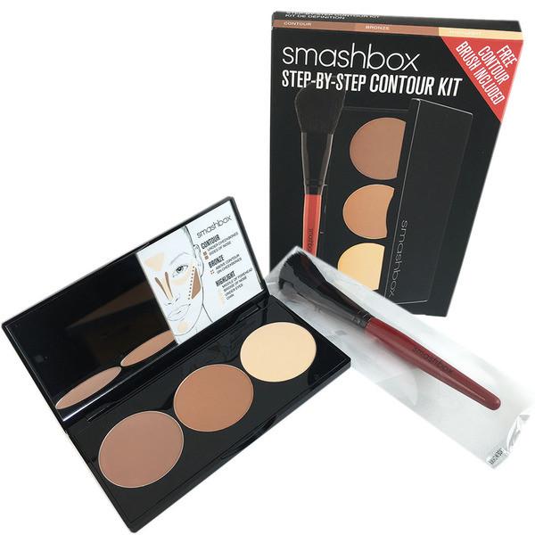 SMASHBOX Contour Kit Step-by-Step