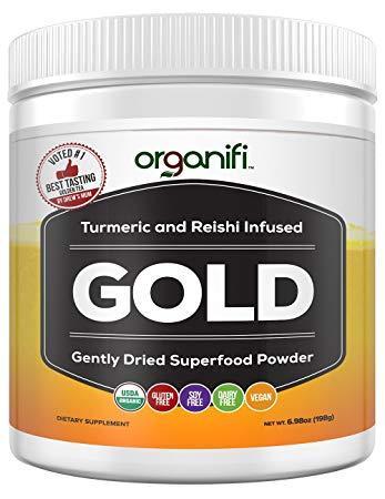 Organifi Gold засіб для загального здоров'я