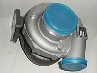 Турбокомпрессор на погрузчик ZL50, XZ636, XZ656, XG 955 на двигатель WD-615 WD615