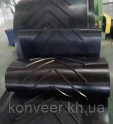 Шевронная лента конвейерная 600-3-3/1   С-15