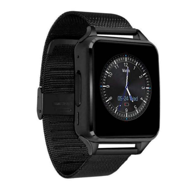 Часы Smart Watch S8 Bluetooth, оповещение о звонках и смс, сталь RAM 6