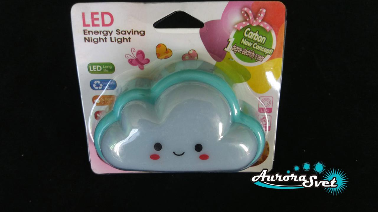 Детский ночник от сети AC220V. Ночник в розетку. LED ночник.