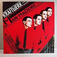CD диск Kraftwerk - The Man Machine