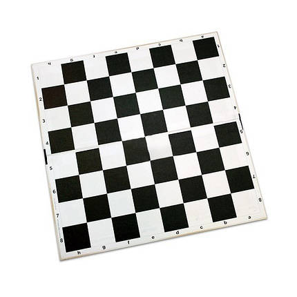 Дошка картонна для шашок / шахів, фото 2