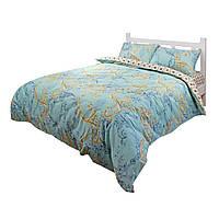 Комплект постельного белья Moorvin Полуторный Сатин 150х215 см (SAP_115_0188_K)