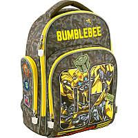 Рюкзак школьный 706 Transformers (17л) хаки, Kite