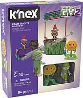 Игра Растения против Зомби K'nex Plants vs. Zombies Crazy Targets, фото 1