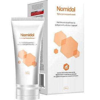 Номидол - протигрибковий Крем