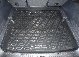 Коврик в багажник для Ford S Max (06-) полиуретановый 102080101