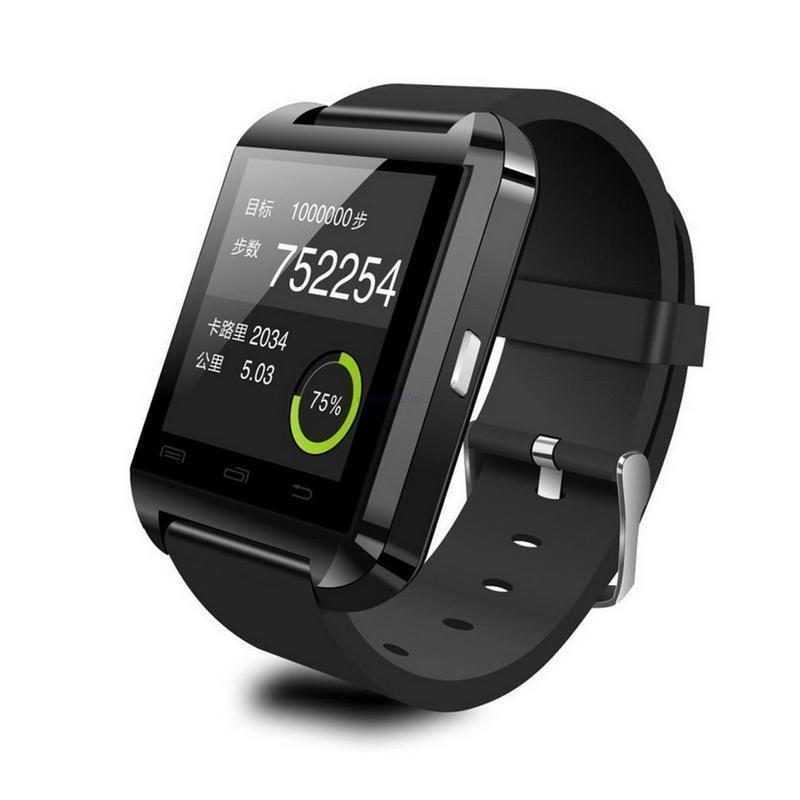 Часы Smart Watch U8 Bluetooth, оповещение о звонках и смс, RAM 64 MG R