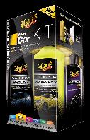 Meguiar's New Car Kit Набор для ухода за автомобилем