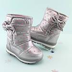 Размер 20-30 зимняя обувь для девочек