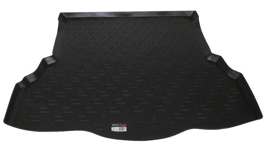 Коврик в багажник для Ford Mondeo SD (14-) полиуретановый 102060401