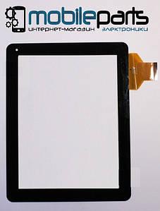 Оригинальный Сенсор (Тачскрин) для планшета 3Q q-pad RC9724C (Черный)