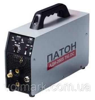 ПАТОН АДИ-200S DC TIG/MMA Сварочный инвертор, фото 2