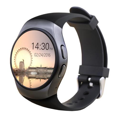 Умные часы UWatch F13 черный
