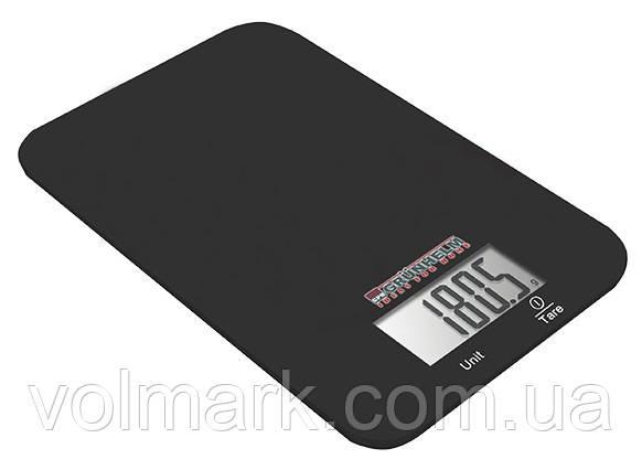 Grunhelm KES-1RB Весы кухонные (черные)