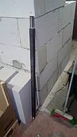 Вал боковой передний (БГР 4,2.20.20.00.01) L=1265мм кв.40х40 (под гайка М36х3 лев.) БГР (пр-во Украина)