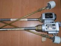Терморегулятори з дилатометрическими і біметалічними термопреобразователями