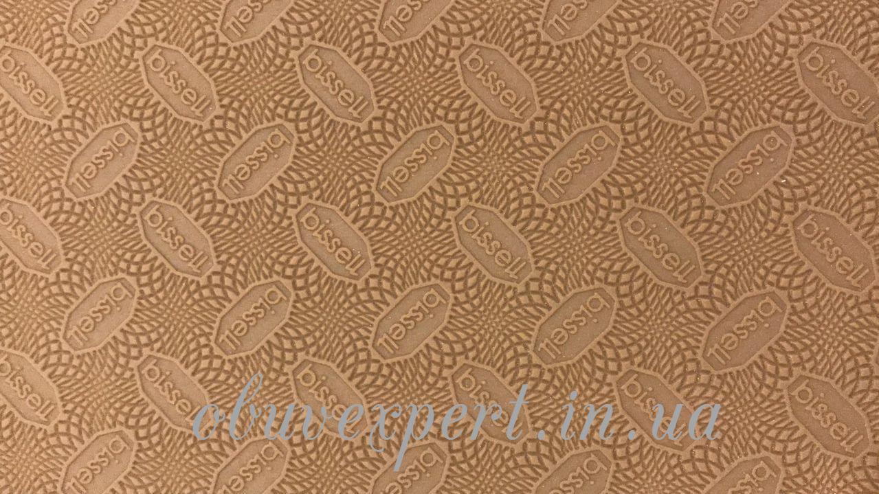 BISSELL, арт. 072, р. 760*570*2 мм, цв. бежевый - резина подметочная/профилактика листовая