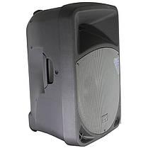 ✸Акустическая система LAV PA-500 500W колонка с микрофоном Bluetooth USB/SD/MMC MP3/WMA разъем под гитару, фото 3