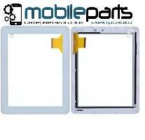 Оригинальный Сенсор (Тачскрин) для планшета 3Q q-pad RC9724C (Белый)