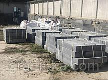 Бордюр Гранитный  ГП1 без фаски, фото 2