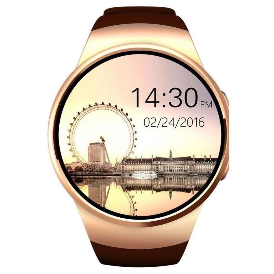 Умные часы UWatch F13 золотой