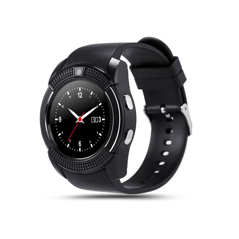 Часы Smart Watch V8 Gsm/Bluetooth/камера/micro SD, микрофон, фитнес фу