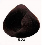 Brelil COLORIANNE Classic Крем-краска, 100 мл 5.23 Светло-каштановый розово-золотистый