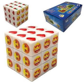 """Кубик Рубика """"Смайлики"""" (3 х 3) IGR63"""